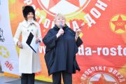 Звезда Романа Розенблита на «Проспекте звезд»!